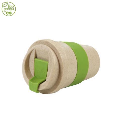 Mug anti-fuite GOBME - vert