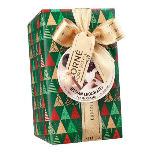Ballotin 33 chocolats assortis AVEC crème fraîche -