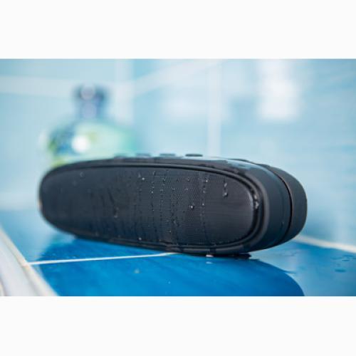 speaker pool 2 x 5W - noir - Stock - noir