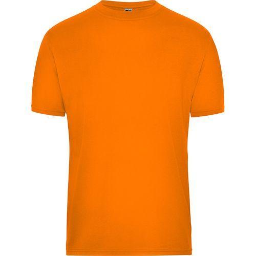 Tee-shirt workwear Bio Homme - orange