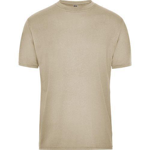 Tee-shirt workwear Bio Homme - stone