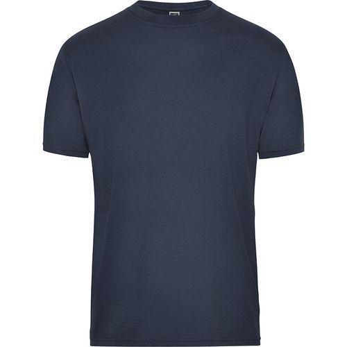 Tee-shirt workwear Bio Homme - bleu marine