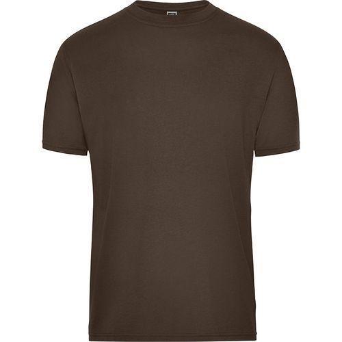 Tee-shirt workwear Bio Homme - marron
