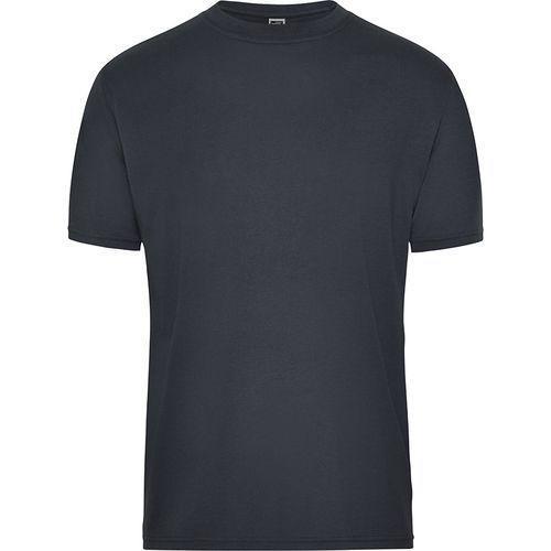 Tee-shirt workwear Bio Homme - carbone