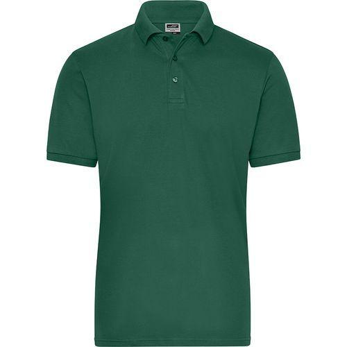 Polo Workwear Bio Homme - vert foncé
