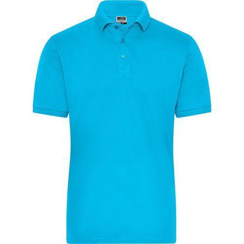 Polo Workwear Bio Homme - turquoise