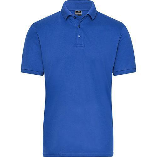 Polo Workwear Bio Homme - bleu royal
