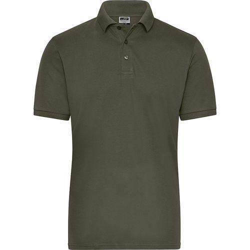 Polo Workwear Bio Homme - olive