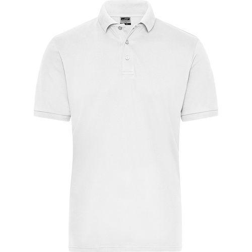 Polo Workwear Bio Homme - blanc