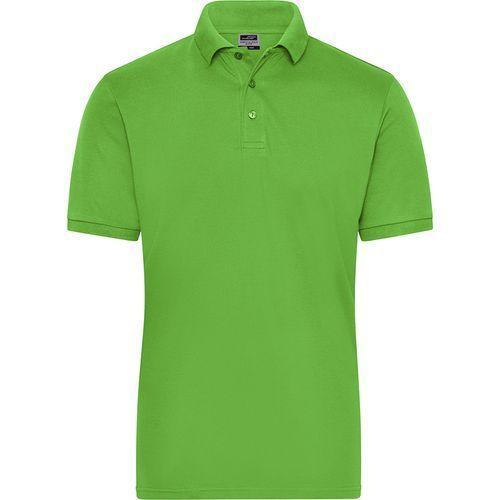 Polo Workwear Bio Homme - vert citron