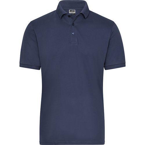 Polo Workwear Bio Homme - bleu marine