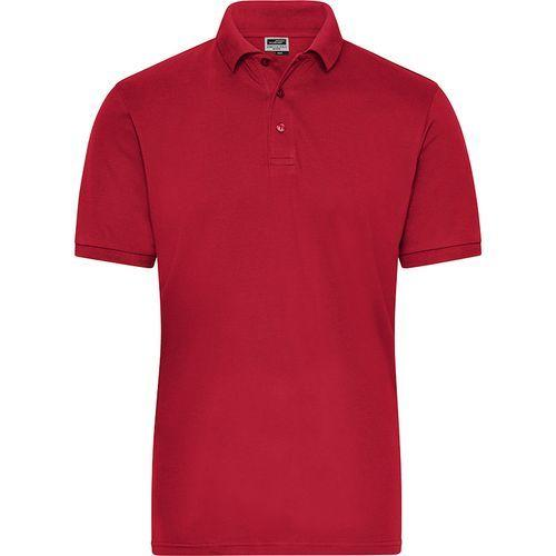 Polo Workwear Bio Homme - rouge