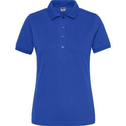 Polo Workwear Bio Femme - bleu royal
