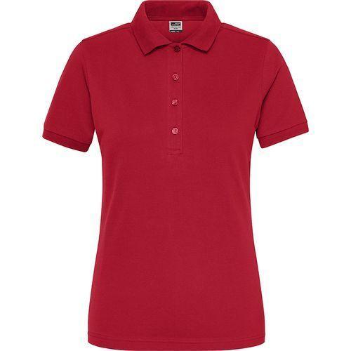 Polo Workwear Bio Femme - rouge