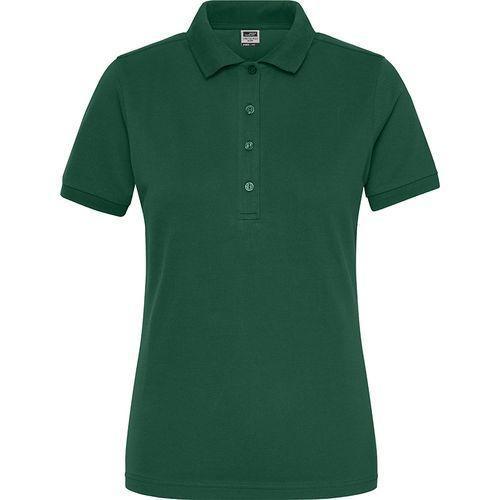 Polo Workwear Bio Femme - vert foncé