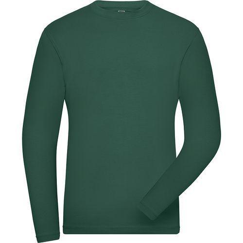 Tee-shirt workwear Bio Homme - vert foncé