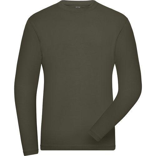Tee-shirt workwear Bio Homme - olive