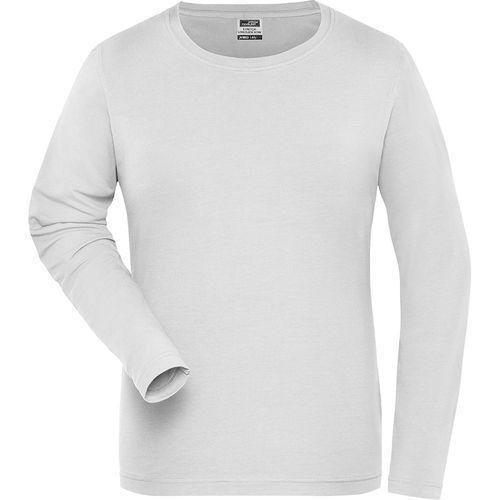 Tee-shirt workwear Bio Femme - blanc