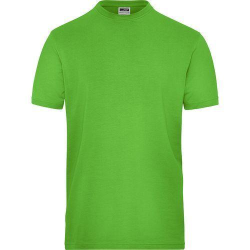 Tee-shirt workwear Bio Homme - vert citron