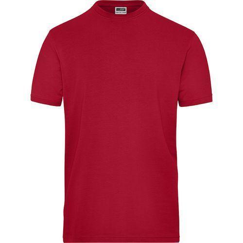 Tee-shirt workwear Bio Homme - rouge