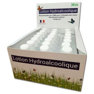Flacons Hydro-alcoolique