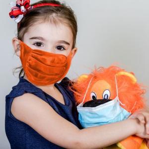 Masque lavable enfant
