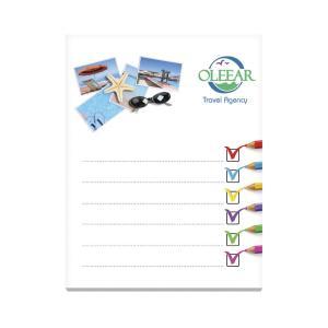 BIC® 101 mm x 130 mm 100 Sheet Adhesive Notepads