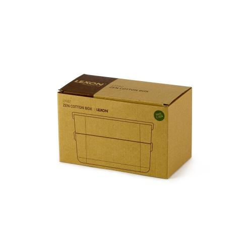 ZEN COTTON BOX - bambou