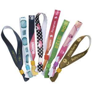 Bracelet plastique festival El
