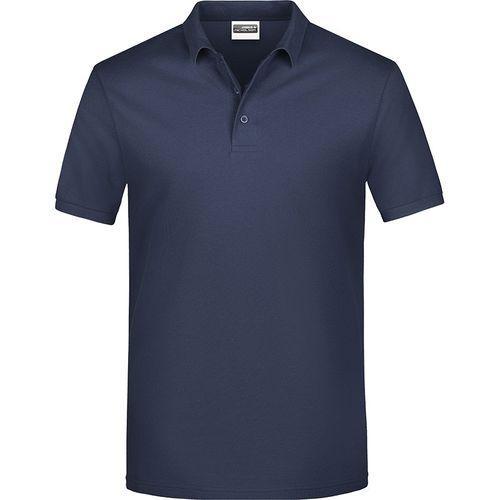 Polo classique Homme - bleu marine