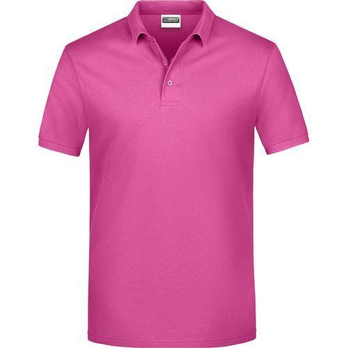 Polo classique Homme - rose vif