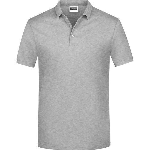 Polo classique Homme - gris chiné