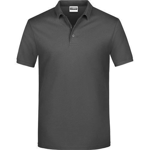 Polo classique Homme - graphite