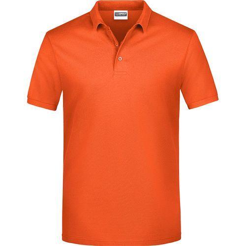 Polo classique Homme - orange
