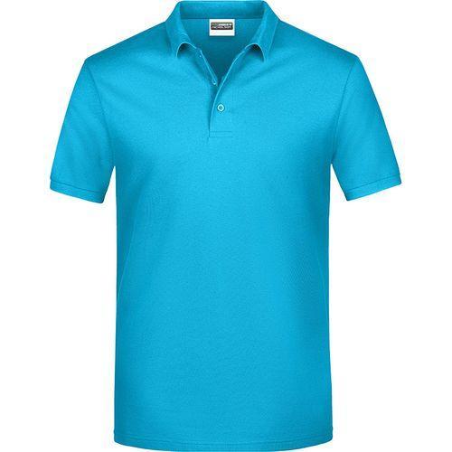 Polo classique Homme - turquoise