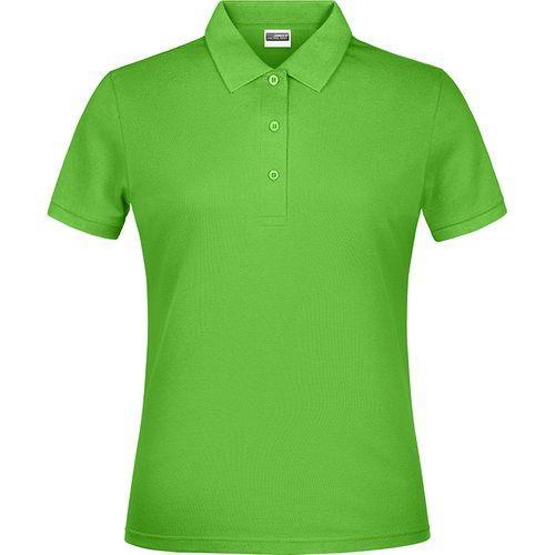 Polo classique Femme - vert citron