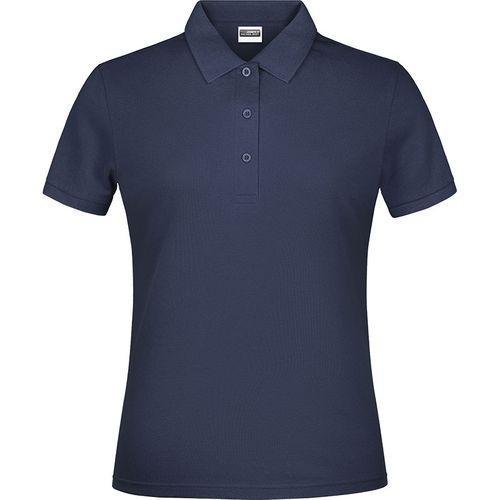 Polo classique Femme - bleu marine