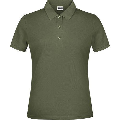 Polo classique Femme - olive
