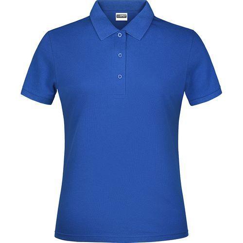 Polo classique Femme - bleu royal