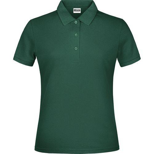 Polo classique Femme - vert foncé