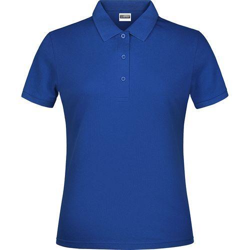 Polo classique Femme - bleu royal foncé