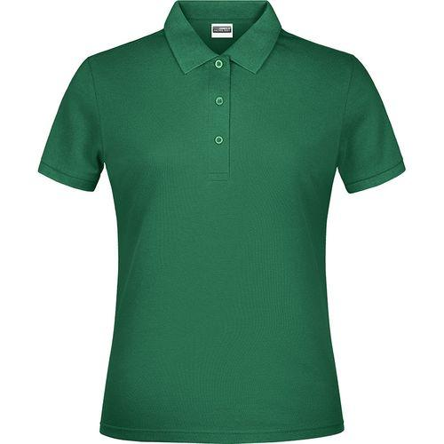 Polo classique Femme - vert irlandais