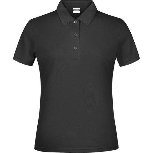 Polo classique Femme - noir