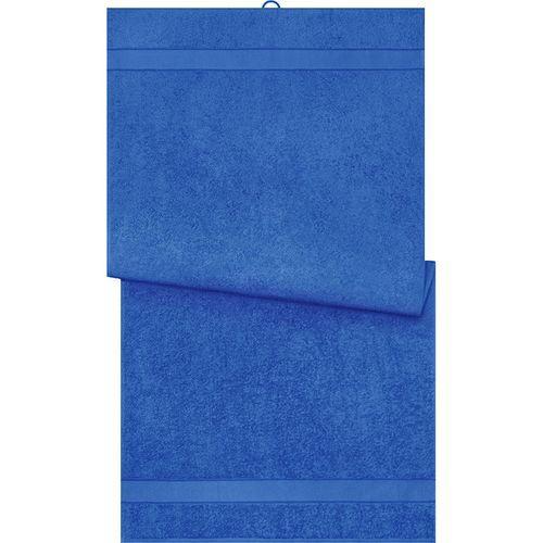 Serviette de bain - bleu royal