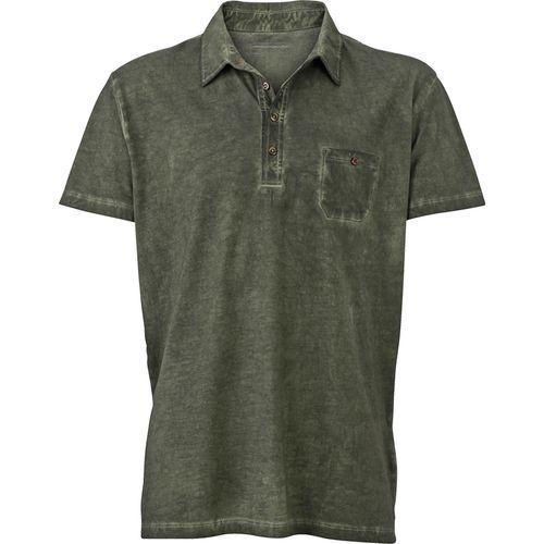 Polo fashion Homme - olive