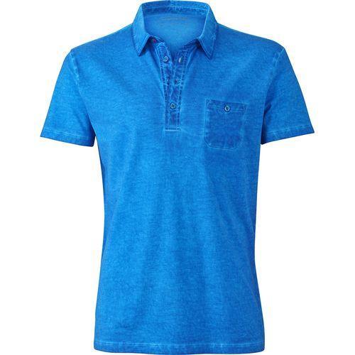 Polo fashion Homme - bleu atlantique