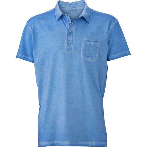 Polo fashion Homme - bleu horizon