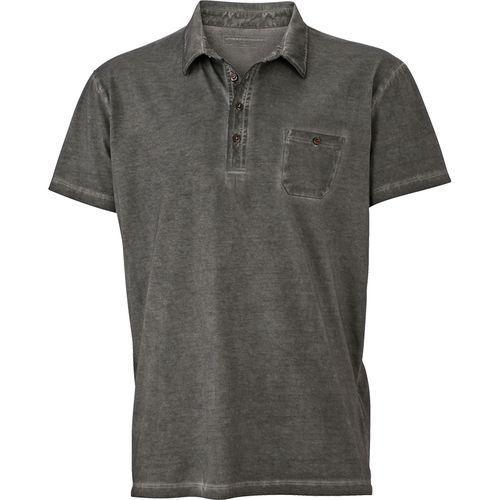 Polo fashion Homme - graphite