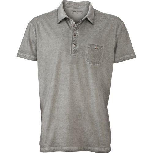 Polo fashion Homme - gris