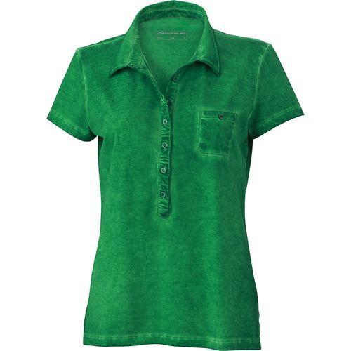 Polo fashion Femme - vert fougère